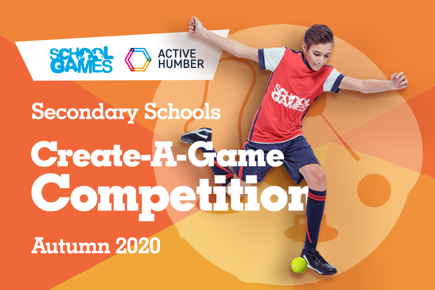 Secondary Schools Create-A-Game Competition Autumn 2020